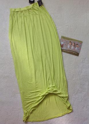 Длинная юбка, юбка макси m