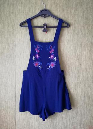 🍓 комбинезон 🌿 ромпер 🌿 шорты с цветочным принтом