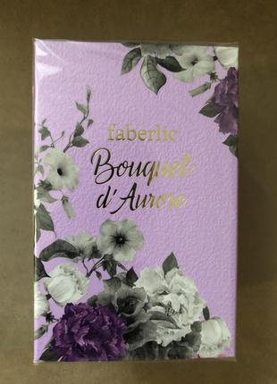Парфюмерная вода для женщин bouquet d'aurore от faberlic