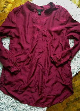 Модная блуза от h&m