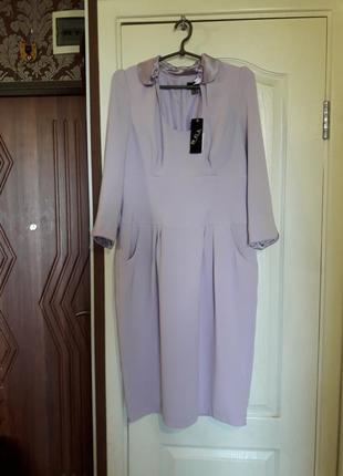 Элегантное платье 50р bgl