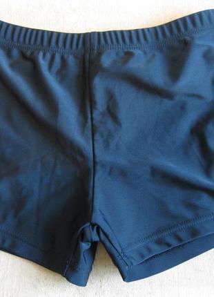 Подростковые плавки-шорты slazenger 11-12 лет полуобхват 27см