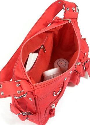 Брендовая новая классная оранжевая сумочка.bonprix collektion.