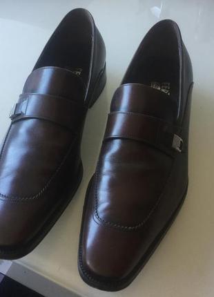 Туфли salvatore ferragamo 43 размер