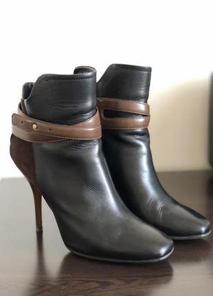 Ботинки bally, р. 38