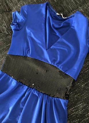 Платье с паетками2