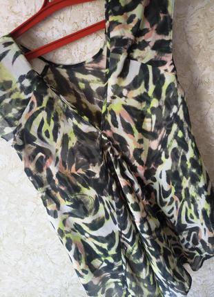 Стильная блуза майка блузка шифон скидки
