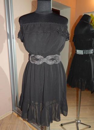 Шифоновое платье фирмы sl ira