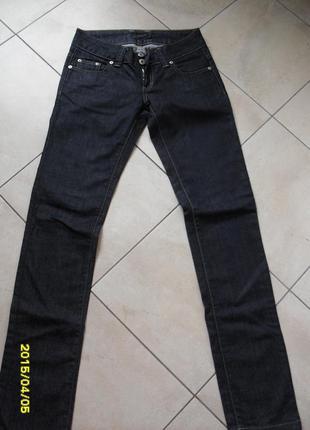 Фирменные темно-синие женские джинсы от blend she
