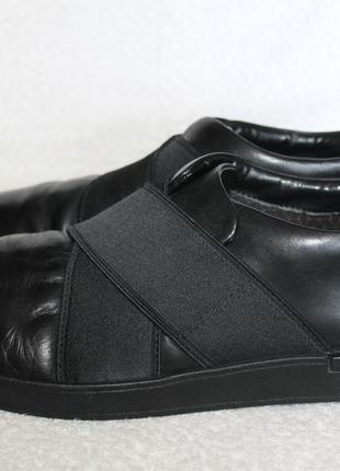 Туфли кожаные clarks 42.5р(8.5)