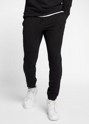 Nike jordan спортивные хлопковые брюки штаны тайтсы оригинал