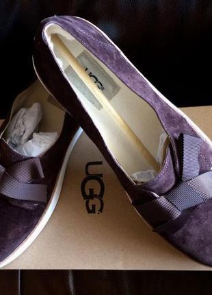 Ugg туфли мокасини лофери 39 розмір 25,5 см