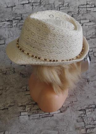 Ажурная шляпа c&a