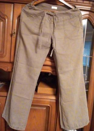 Літні штани з натуральної тканини \в моїй шафі приємні ціни!!!