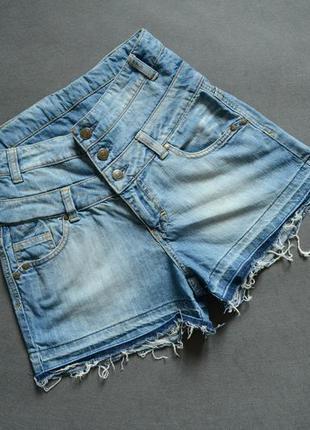 Женские джинсовые шорты vila clothes