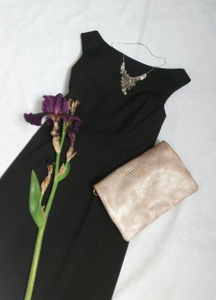Базовое платье vila