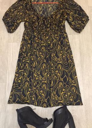 Летнее платье h&m 38 (m)