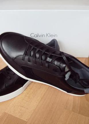 Calvin klein bradley. р-43,5 (стелька 28,5см). оригинал из сша.  кеды, мокасины, слипоны.