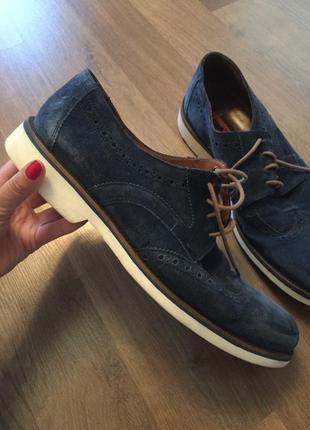 Туфли мокасины henri lloyd