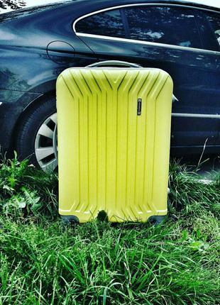 Дешевле только у нас маленький чемодан бренд wings валіза сумка на колесах, 100% оригинал