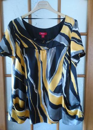 Шелковая блуза monsoon