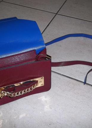 Стильная молодежная сумочка италия