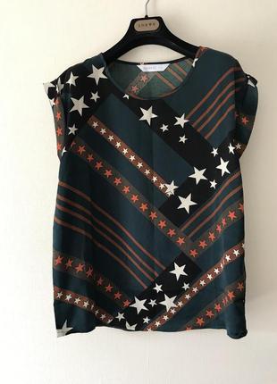 Блуза в стиле givenchy