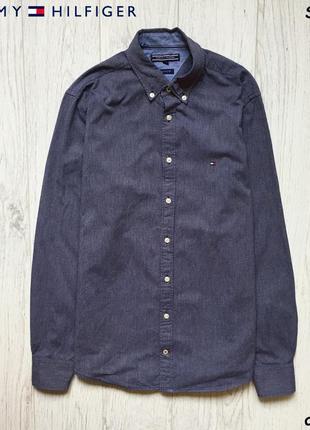 Мужская рубашка от tommy hilfiger - original
