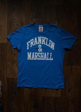 Футболка franklin marshall 100% котон