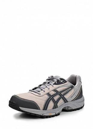 Asics gel-nebraska треккинговые термо ботинки мембрана р.38/24,5см стелька