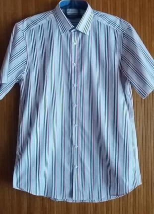 Рубашка/сорочка angelo litrico р s-m 37-38+багато брендових речей за доступними цінами