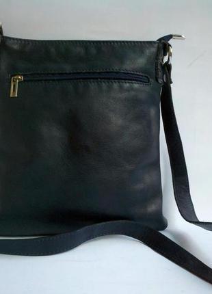 Borse in pelle италия сумка планшет кроссбоди кожаная длинная ручка через плечо