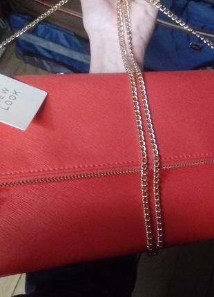 Модная сумочка фирмы new look