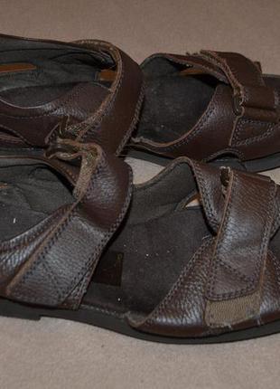 Новые мужские сандалии босоножки cosyfeet кожа 28 см 43 размер англия