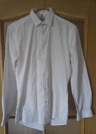 Белая рубашка next