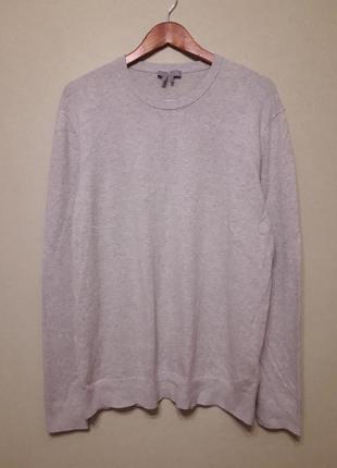 Cos мужской свитер / реглан / джемпер размер 50 l, шерсть яка