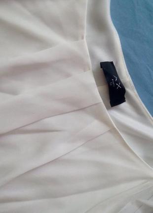 Нежное, легкое белое платье 12р2