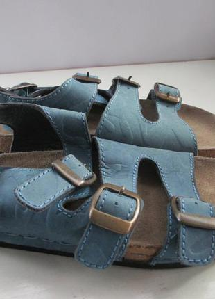 Кожаные босоножки 35,36 французского бренда mini minelli оригинал европа франция