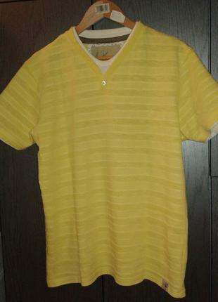Очень классная футболка john rocha, размер l.