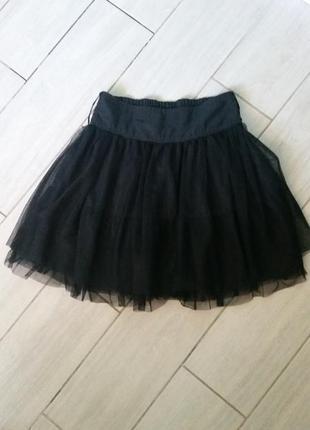 Пышная юбка пачка cubus размер s/xs