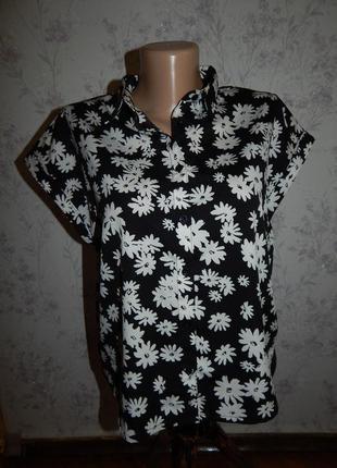 Блуза р.8 стильная,модная     new look