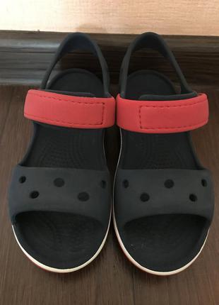 Босоножки crocs crocband c11