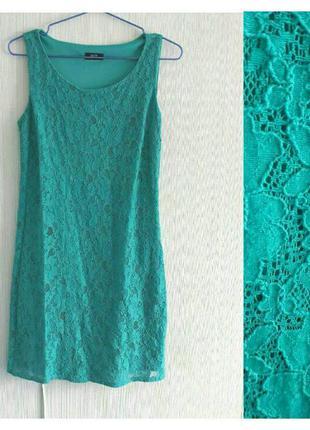 Ажурное платье f&f