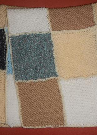 Одеяло ручной работы 80см х 72см покрывало