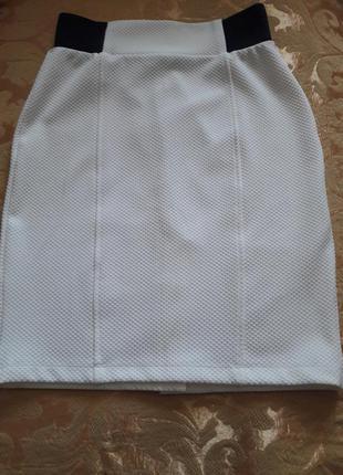 Стильная,обтягивающяя юбка