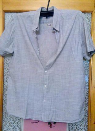 Рубашка короткий рукав rocha john l