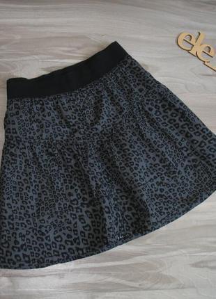 Летняя юбка для девочки 100 % коттон на рост 158 ( 12 лет)