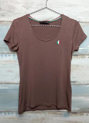 Брендовая футболка dsquared2