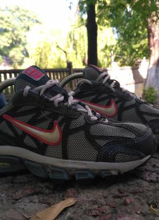 Nike trail running dual-d