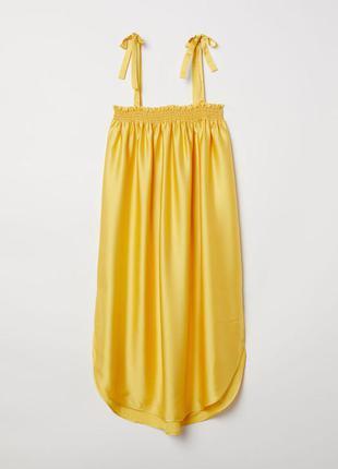 Платье с вафельной резинкой 36-50! бренд h&m! есть размеры! оригинал, из германии!